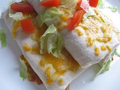 Как приготовить буррито с бобами
