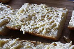 Тостовый хлеб для гренок
